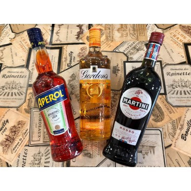Negroni Cocktail Bundle (With Gordon's Mediterranean Orange)