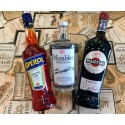 Negroni Cocktail Bundle (With Mumbles Gin)