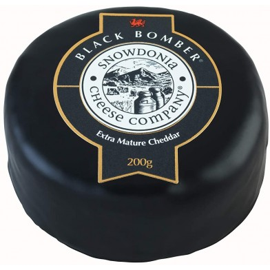 Snowdonia Black Bomber (200g)
