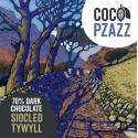 Coco Pzazz 70% Dark Chocolate Bar (80g)