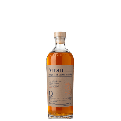 Arran 10 Year Old Single Malt Whisky (70cl)