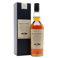 Blair Athol 12 Year Old - Flora and Fauna Whisky (70cl)