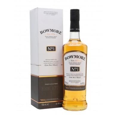Bowmore No. 1 Single Malt Scotch Whisky (70cl)