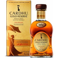 Cardhu Gold Reserve Single Malt Whisky (70cl)