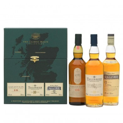 Classic Malts Strong Collection (3x20cl)