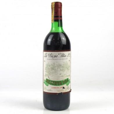 La Rioja Alta Gran Reserva 904 (1973) (Only 3 available)