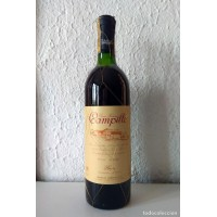 Campillo Gran Reserva (1978) (Only 2 available)