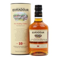Edradour 10 Year Old Whisky (70cl)
