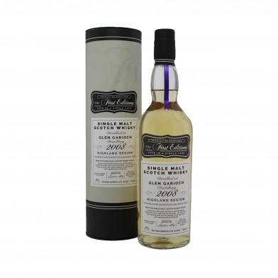 Glen Garioch First Editions 2008 10 Year Old (70cl)