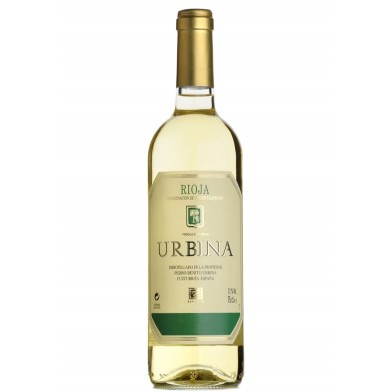 Urbina Rioja Blanco (2018)