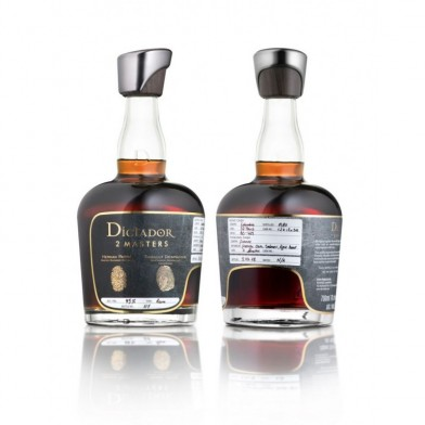 Dictador 1980 Rum Thibault Despagne finish (70cl) (Only 1 available)