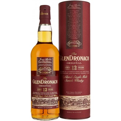 GlenDronach 12 Year Old Whisky (70cl)