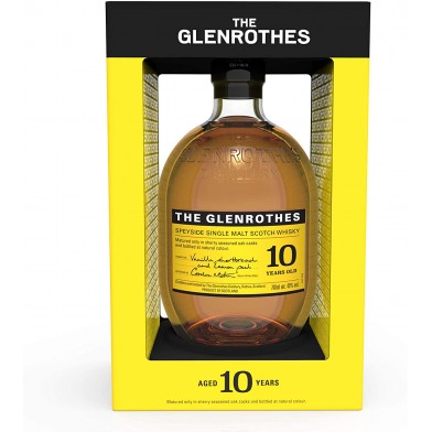 The Glenrothes 10 Year Old (70cl)