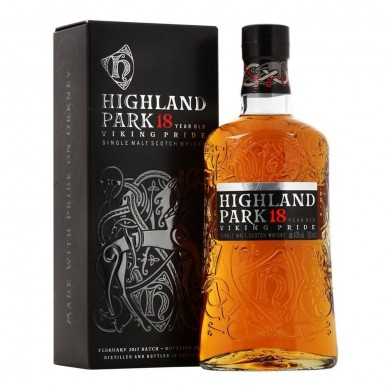 Highland Park 18 Year Old Whisky (70cl)