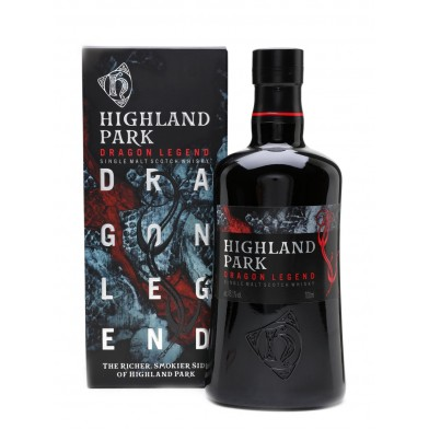 Highland Park Dragon Legend Whisky (70cl)