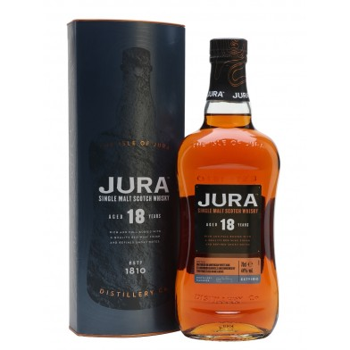 Isle of Jura 18 Year Old Whisky (70cl)
