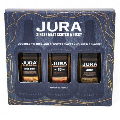 Jura Gift Pack (3x5cl)