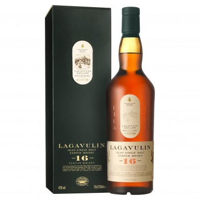 Lagavulin 16 Year Old Whisky (70cl)