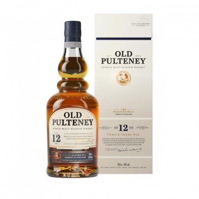 Old Pulteney 12 Year Old Whisky (70cl)