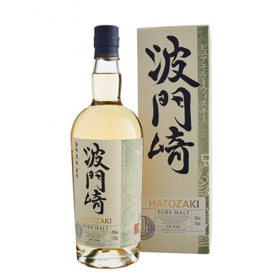 Hatozaki Pure Malt Japanese Whisky (70cl)