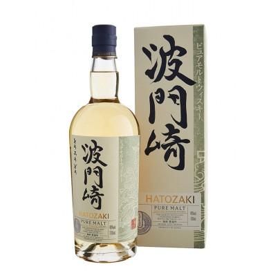 Hatozaki Pure Malt Japanese Whisky (70cl)