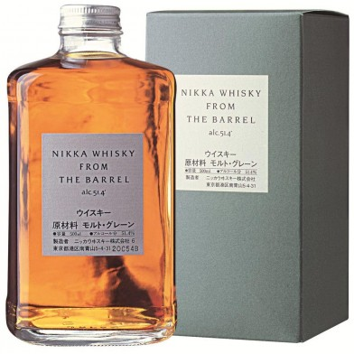 """Nikka """"From the Barrel"""" Japanese Whisky (50cl)"""