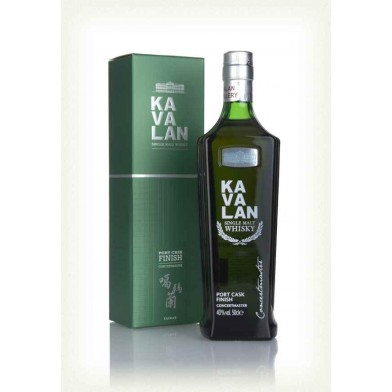 """Kavalan """"Concertmaster - Port Cask"""" Taiwanese Whisky (50cl)"""