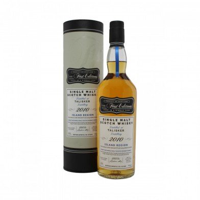 Talisker First Editions 10 Year Old 2008 Whisky (70cl)