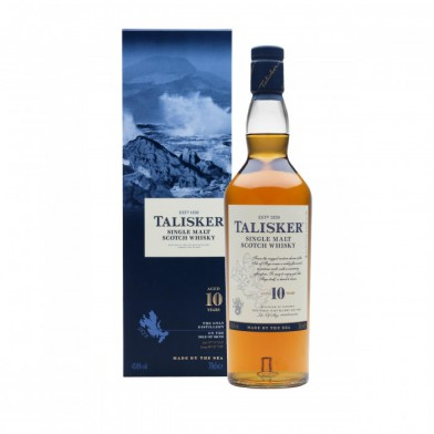 Talisker 10 Year Old Whisky (70cl)