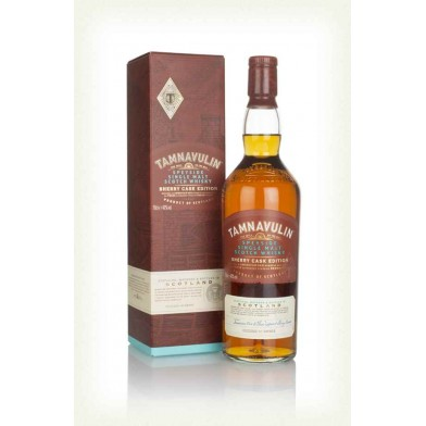 Tamnavulin Sherry Cask Edition Whisky (100cl)