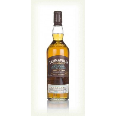 Tamnavulin Double Cask Speyside Whisky (70cl)