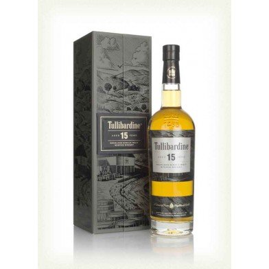 Tullibardine 15 Year Old Whisky (70cl)