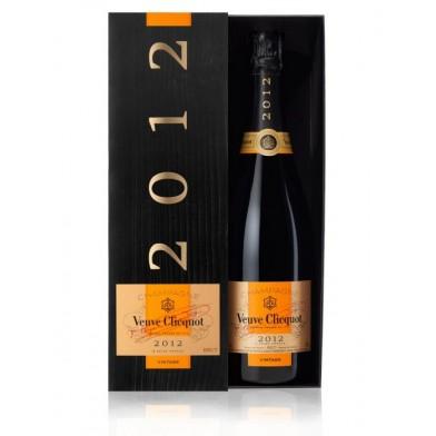Veuve Clicquot Ponsardin 2012 Vintage Champagne