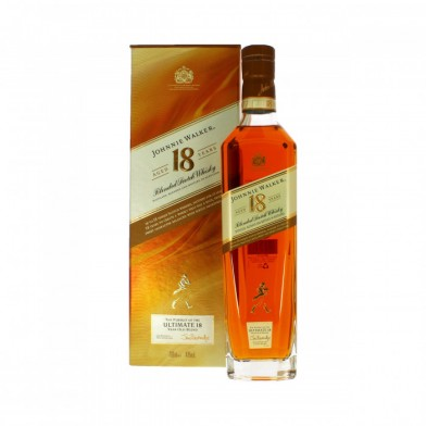 Johnnie Walker 18 Year Old Whisky (70cl)