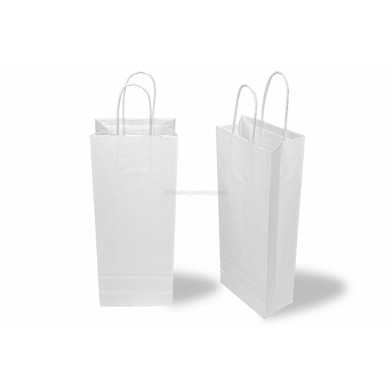 White Wine Gift Bag