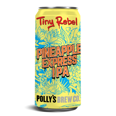 Tiny Rebel Pineapple Express IPA (500ml)