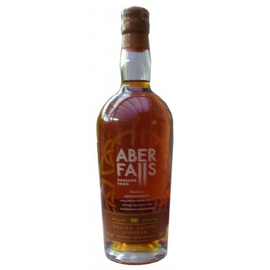 Aber Falls Salted Toffee Liqueur (70cl)