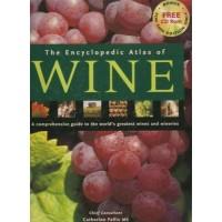 The Encyclopedic Atlas of Wine (Large Hardback Book)