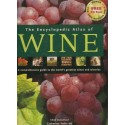 The Encyclopedic Atlas of Wine (Large Hardback Book)
