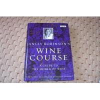 Jancis Robinson's Wine Course (Hardback Book)