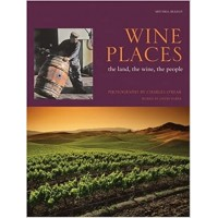 Wine Places (Large Hardback Book)