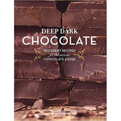 Deep Dark Chocolate (Hardback Book)
