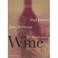 World Atlas of Wine (Hardback Book)
