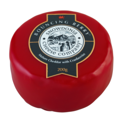 Snowdonia Bouncing Berry (200g)