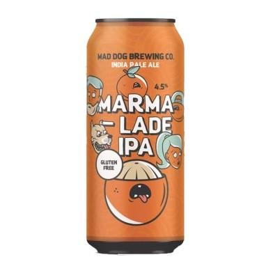 Mad Dog Brewing Co. Marmalade IPA (440ml)