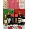 .Bordeaux Case for Christmas (3 reds, 3 whites)