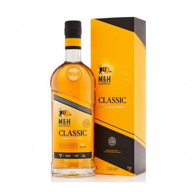 M&H Classic Single Malt Whisky