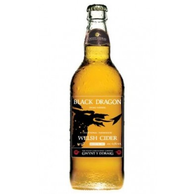 Black Dragon Welsh Cider