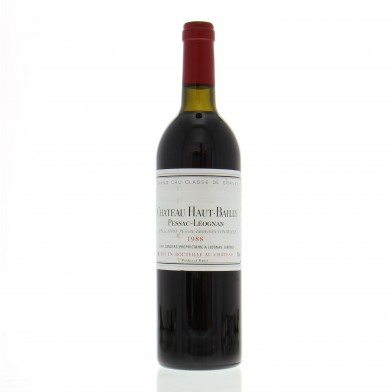 Château Haut-Bailly (1988) (Only 1 available)