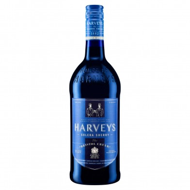 Harvey's Bristol Cream Sherry (1 litre)